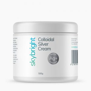 Colloidal Silver Shampoo 250ml Skybright Health